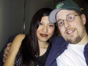 Honeymoon Train Ride to Pisa 2003