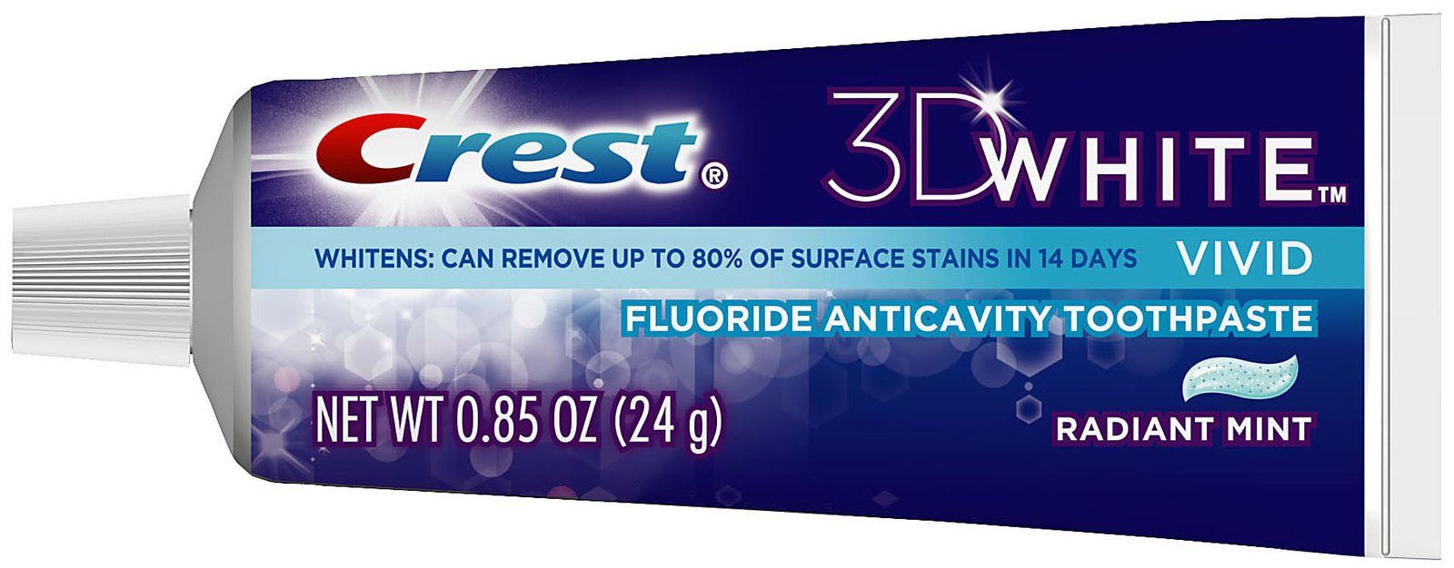 Crest Toothpaste 3d White Photocredit Crest 3D