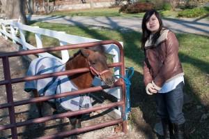 """Pony (""""Little Sebastian"""") & Me"""
